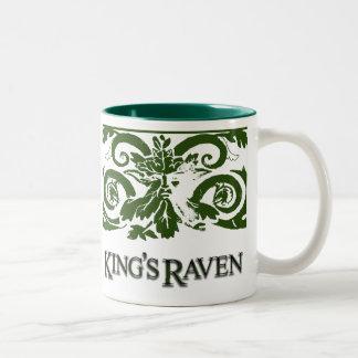 King's Raven Mug