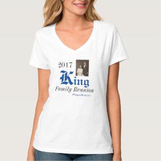 Kingsofbutte2017 King Family Reunion T-Shirt