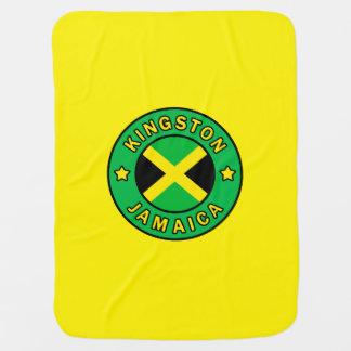 Kingston Jamaica Baby Blanket