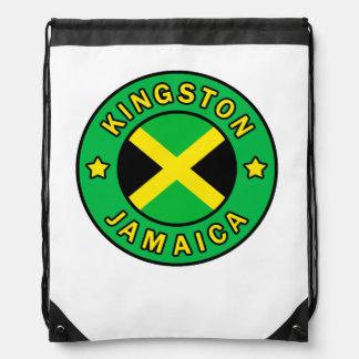Kingston Jamaica Cinch Bag