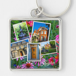 Kingston Ontario Images Keychain