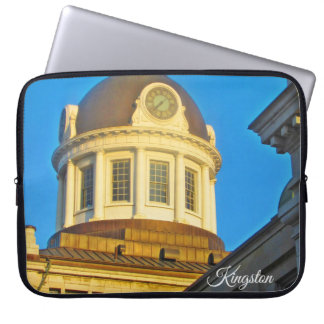 Kingston Ontario Images Laptop Sleeve
