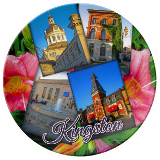 Kingston Ontario Images Plate