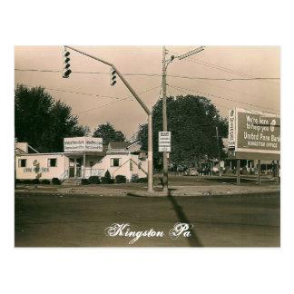 Kingston Pa. Postcard