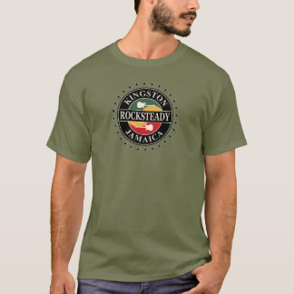 Kingston Rocksteady Jamaica T-Shirt
