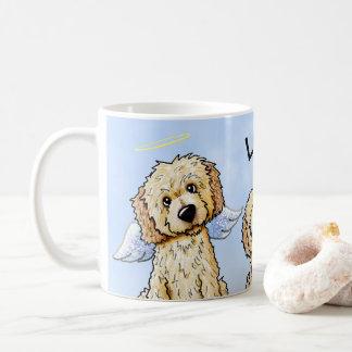KiniArt Doodle Angel Devil LOL Coffee Mug