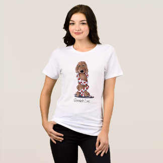KiniArt Groomed Doodle T-Shirt