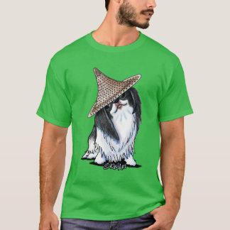KiniArt Japanese Chin T-Shirt