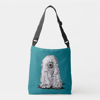 KiniArt Komondor Crossbody Bag