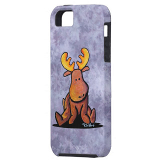 KiniArt Moose iPhone 5 Cases