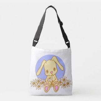 KiniArt Yittle Bunny Crossbody Bag