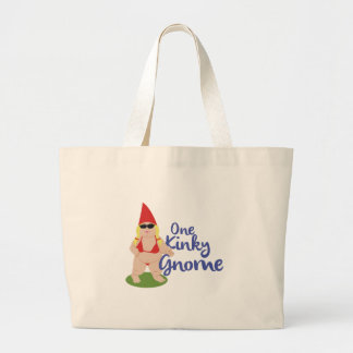 Kinky Gnome Large Tote Bag