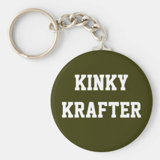 Kinky Krafter Keychain