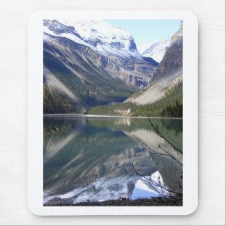 Kinney Lake at Mt Robson Park Mouse Pad