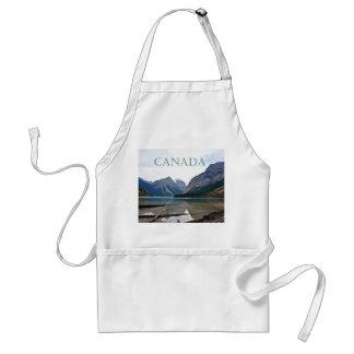 Kinney Lake, Canada Standard Apron