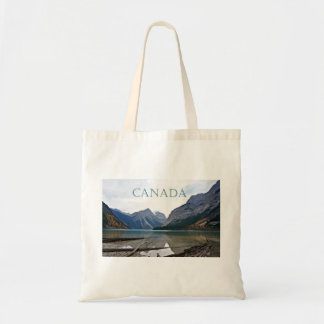 Kinney Lake, Canada Tote Bag