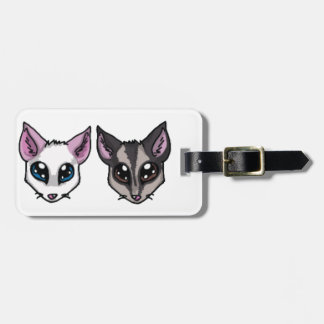Kino and Yuki Luggage Tag