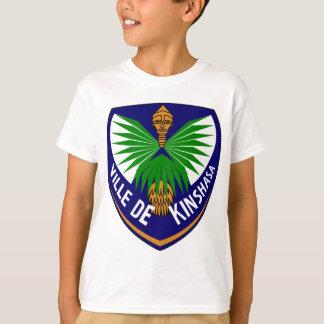 Kinshasa_-_Coat_of_arms T-shirts