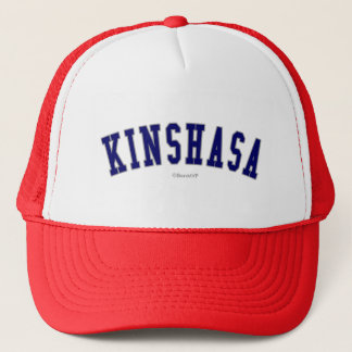 Kinshasa Trucker Hat
