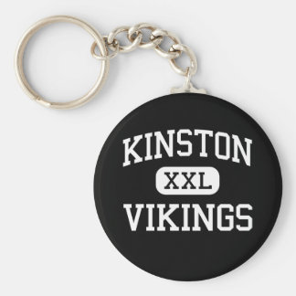 Kinston - Vikings - High - Kinston North Carolina Keychain