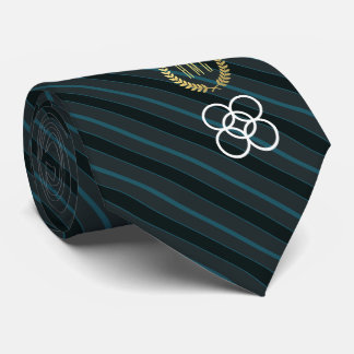 KINTINKANTAN  | symbol of arrogance Tie