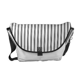 Kintsuujima Japanese Pattern Messenger Bag