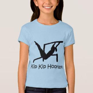 Kip Kip Hooray! Gymnastics Tshirt