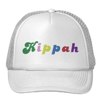 Kippah! Trucker Hat