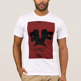 Kipper Kid's Head Tee shirt