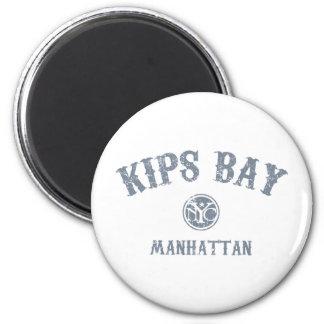 Kips Bay 2 Inch Round Magnet