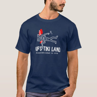 Kip's Tiki Land T-Shirt