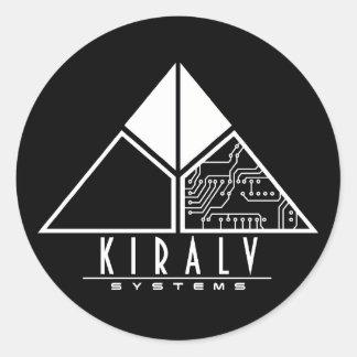 Kiralv Systems Sticker