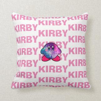 kirby almofada throw pillow