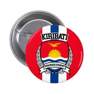 Kiribati 2 Inch Round Button