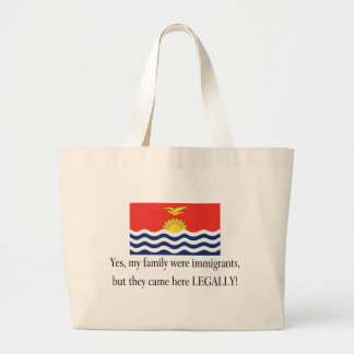 Kiribati Canvas Bags