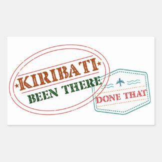 Kiribati Been There Done That