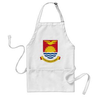 Kiribati Coat Of Arms Standard Apron