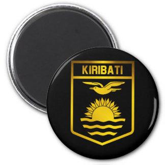 Kiribati Emblem Magnet