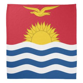 Kiribati Flag Bandana