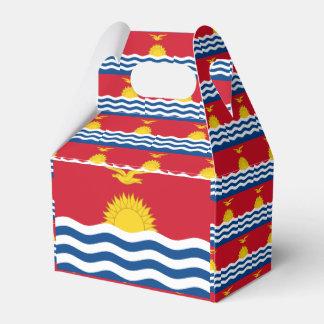 Kiribati Flag Favor Box