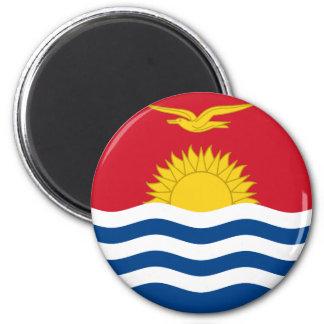 Kiribati Flag Magnet