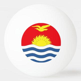 Kiribati Flag Ping-Pong Ball