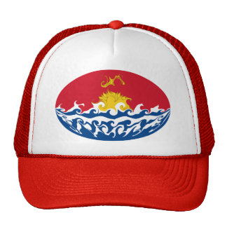 Kiribati Gnarly Flag Hat