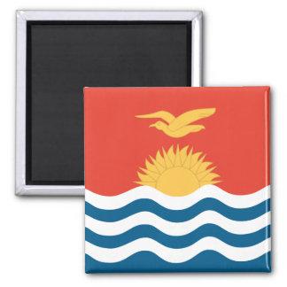 Kiribati High quality Flag Magnet