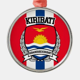 Kiribati Metal Ornament