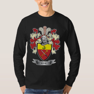 Kirk Family Crest Coat of Arms T-Shirt