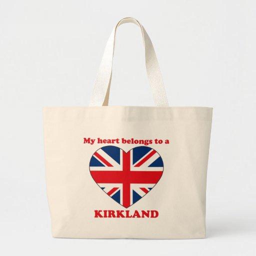 Kirkland Tote Bag