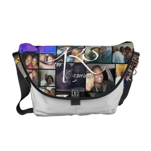 Kirkland & Latoya | The KLS Experience Courier Bags