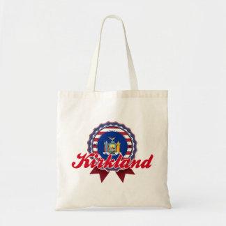 Kirkland, NY Tote Bag