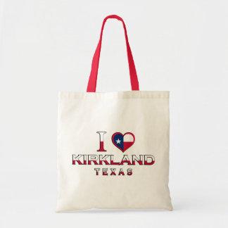Kirkland, Texas Tote Bag